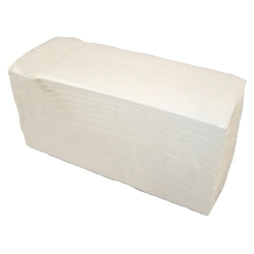 Papierhandtuch, 21 x 24 cm, 2-lagig, weiß