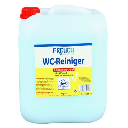 Freuco WC-Reiniger Gel