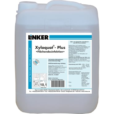 Linker Xyloquat®-Plus Flächendesinfektion