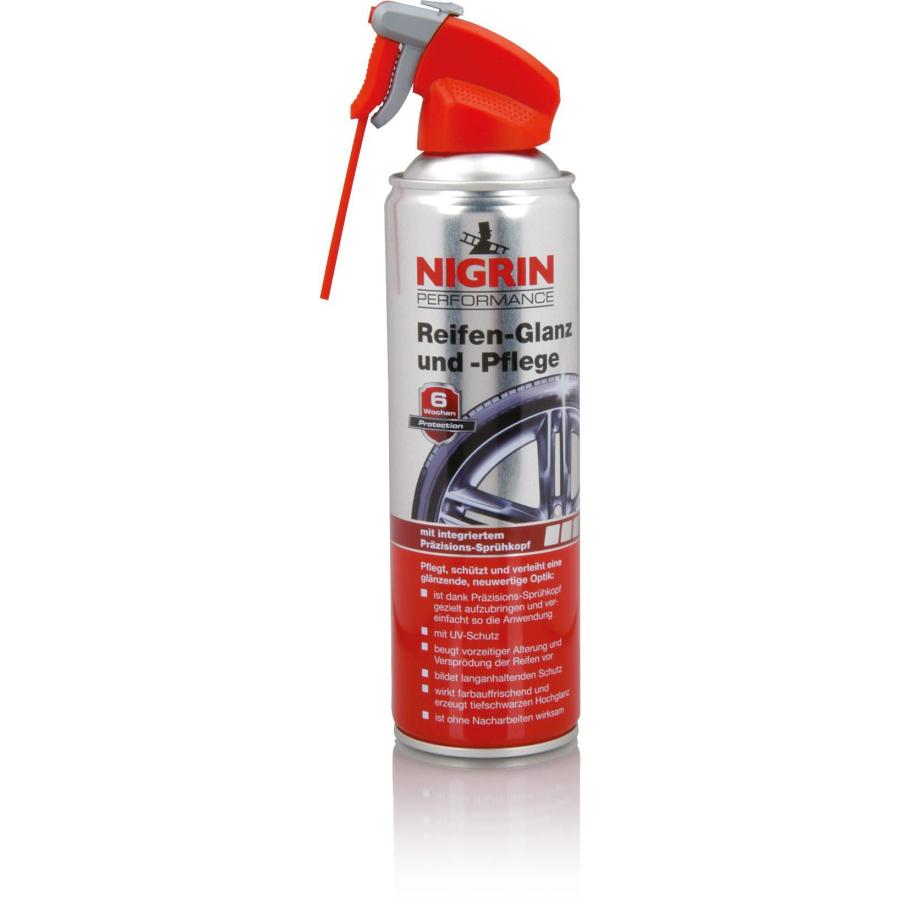 Nigrin Performance Reifen Glanz Und Pflege 500 Ml Dose Mit