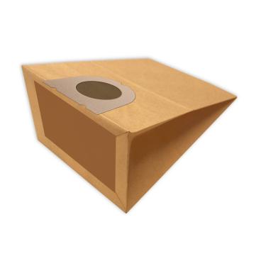 Staubsaugerbeutel ETA406 1 Schachtel = 5 Stück, 2 Mikrofilter, 1 Motorfilter