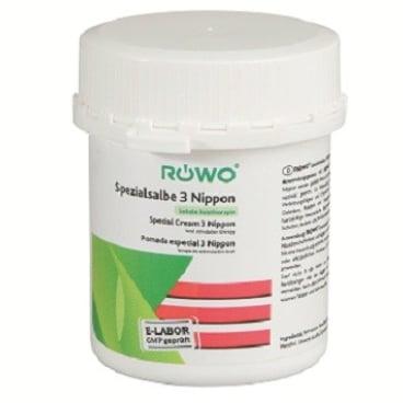 RÖWO® Spezialsalbe 3 Nippon (durchblutungsfördernd)