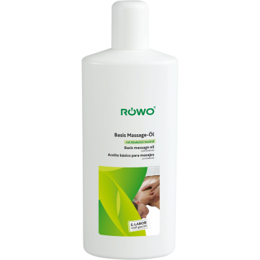 RÖWO® Basis Massage Öl
