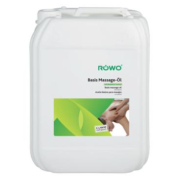 RÖWO® Basis Massage Öl