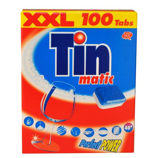 Tinmatic Tabs XXL