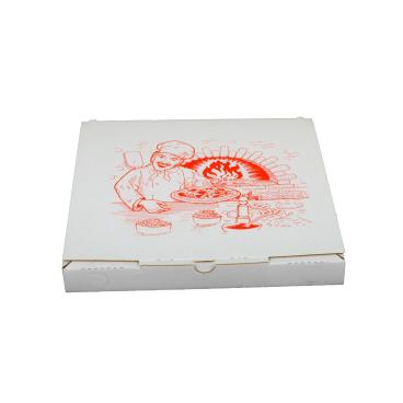 Pizzakarton, 32 x 32 cm