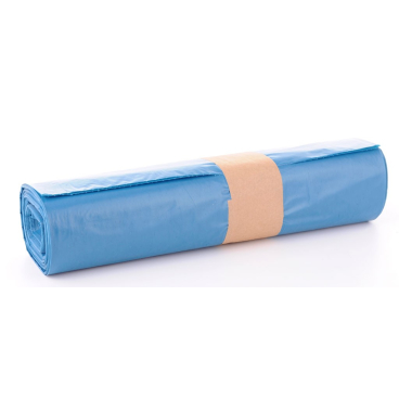 Müllsack 70 Liter blau, 575 x 1000 mm