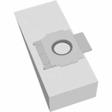 Staubsaugerbeutel W 12 1 Packung = 5 Stück, 1 Mikrofilter