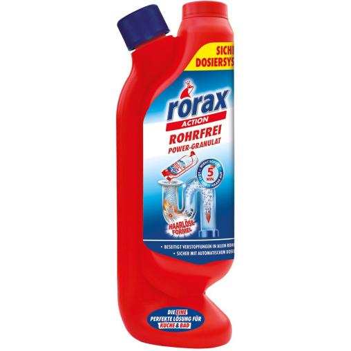 rorax Rohrfrei Power Granulat