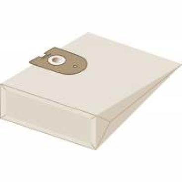 Staubsaugerbeutel H 119 1 Schachtel = 6 Stück, 1 Mikrofilter, 1 Motofilter