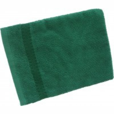 MEGA Clean Professional Baumwoll-Waschhandschuh, 15 x 21 cm 1 Packung = 6 Stück, Farbe: weiß