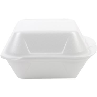 Hamburgerbox weiß