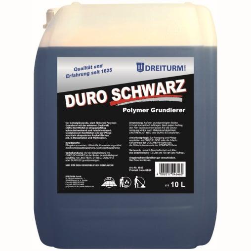 Dreiturm DURO SCHWARZ - Polymer-Grundierer