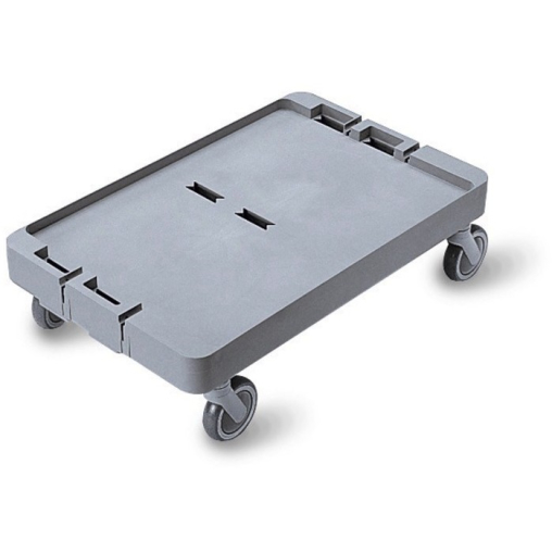 Meiko Grundgestell K Typ 1 Lenkrollen 125 mm
