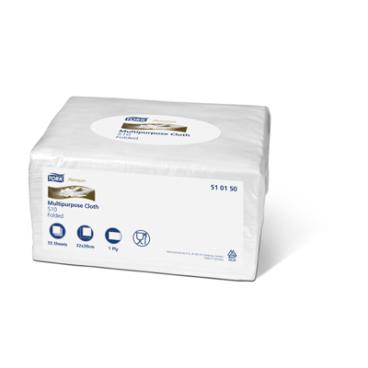 Tork Premium Reinigungstücher 510 - Small Pack