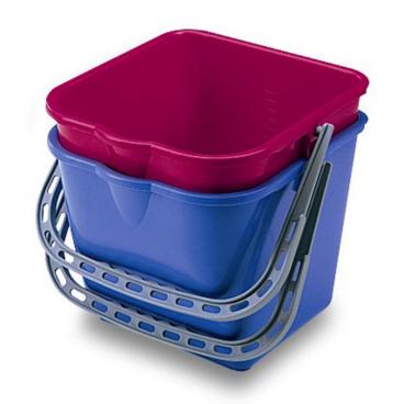 Meiko Eimer 25 Liter blau