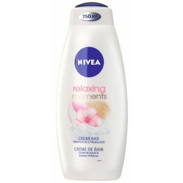 NIVEA® Body Cleansing Cremebad Relaxing Moments
