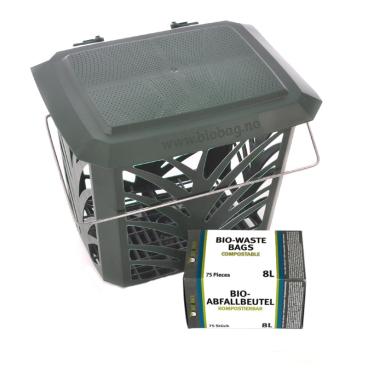 Bio4Pack MaxAir-System Abfallbehälter
