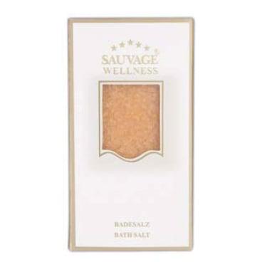 Sauvage Hotelkosmetik Wellness-Badesalze
