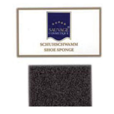 Sauvage Accessoires Schuhputzschwamm