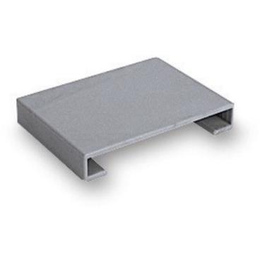 Meiko Abdeckungsstück K Typ 2 Kunststoff, grau