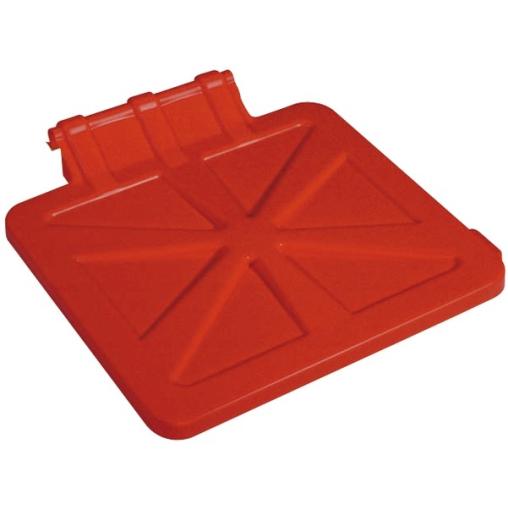 Deckel für Abfallwagen X - 1 x 120 Liter
