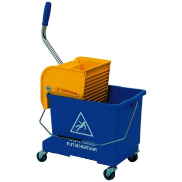 TTS Mini Bucket Vertikalpresse