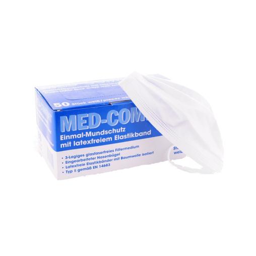 Med Comfort Einmal-Mundschutz