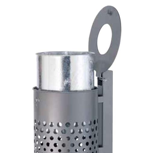 Innenbehälter -Stahlblech- feuerverzinkt
