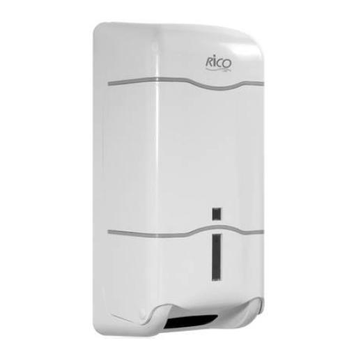 Steiner System Falt-Toilettenpapierspender RICO line