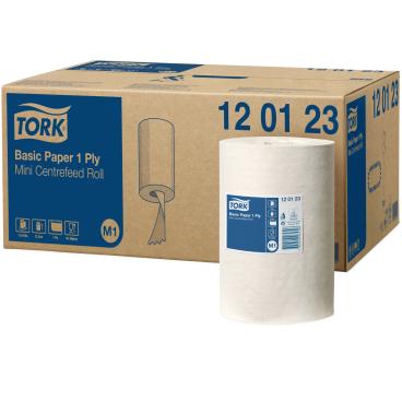 Tork Universal Wischtuch 310, 1-lagig, weiß