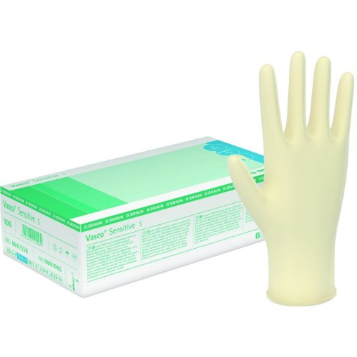 B. Braun Vasco® Sensitive Untersuchungshandschuh