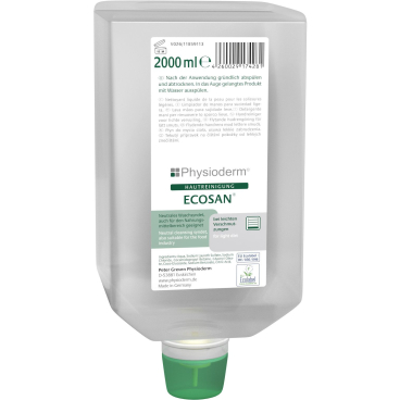 Physioderm® Ecosan Flüssigreiniger