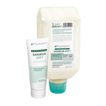 Physioderm® Saniklin Soft Hautreinigungscreme