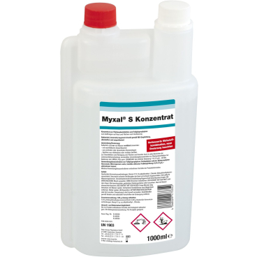 Physioderm® Myxal® S Konzentrat Flächendesinfektionsmittel