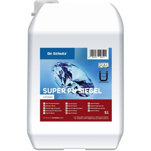 Dr. Schutz® Super PU-Siegel Langzeitschutz, extramatt