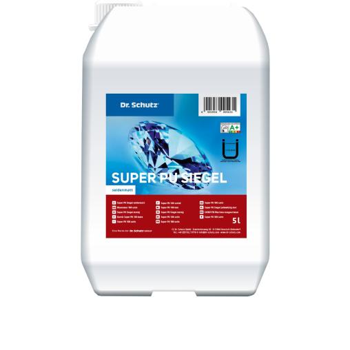 Dr. Schutz® Super PU-Siegel Langzeitschutz, seidenmatt