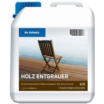 Dr. Schutz® Holz Entgrauer