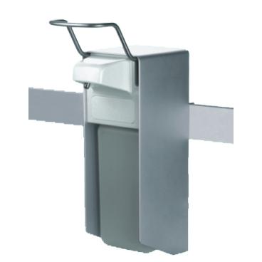 UNIversal-Spender für Tragschienen 10 x 25 mm