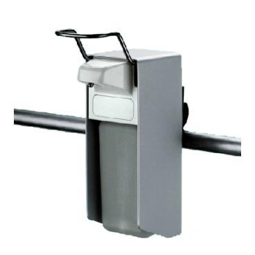 UNIversal-Spender aus eloxiertem Aluminium