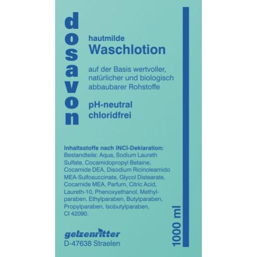 dosavon Waschlotion