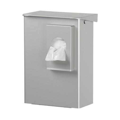 Abfallbehälter, 6 l, mit Hygienebeutelhalter