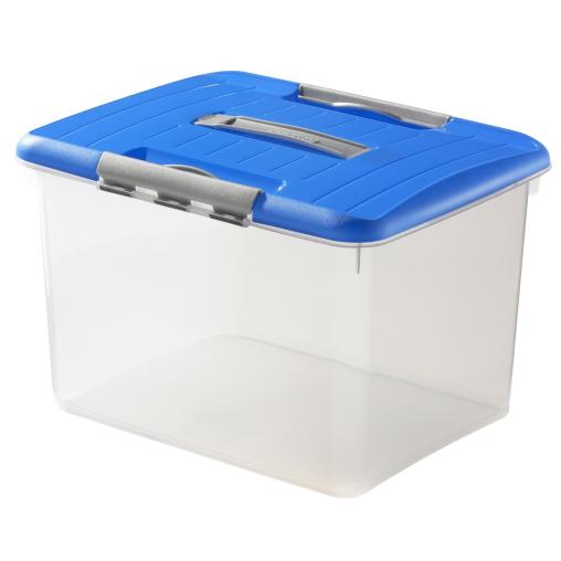CURVER Optima-Box XL Aufbewahrungsbox, 30 Liter