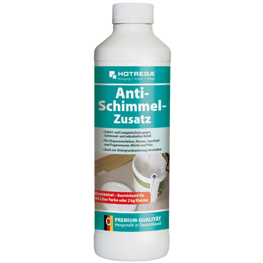 hotrega® anti-schimmel-zusatz, 500 ml - flasche online kaufen   hygi.de