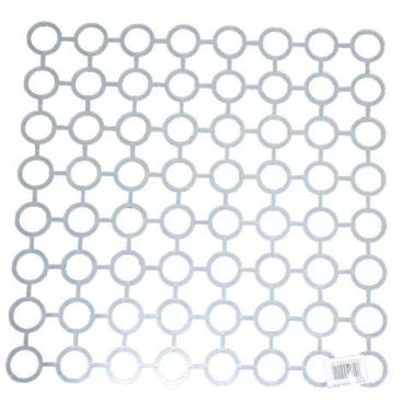 Spülbeckenmatte aus Polyethylen