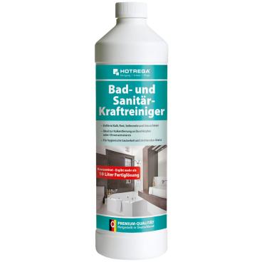 HOTREGA® Bad- und Sanitär-Kraftreiniger