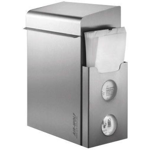 """Hygieneabfallbehälter mit Beutelhalter """"Lobobox"""""""