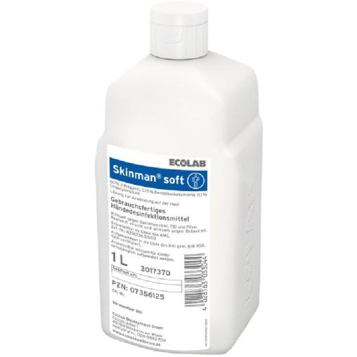 ECOLAB Skinman® soft Händedesinfektion