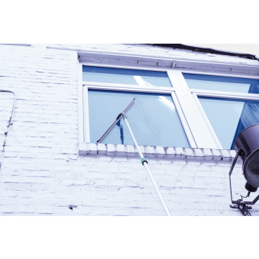 UNGER ErgoTec® Ninja Fensterwischer 40° Breite: 45 cm