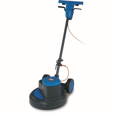 Nilco 402 VARIO Einscheiben-Reinigungsmaschine Farbe: Blau/ Grau